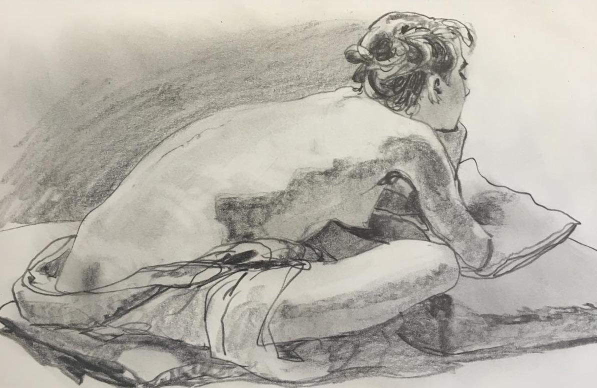 Image by Illustration Academy instructor, George Pratt.