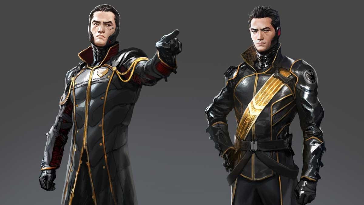 Concept & Character Design - June 21 - 28