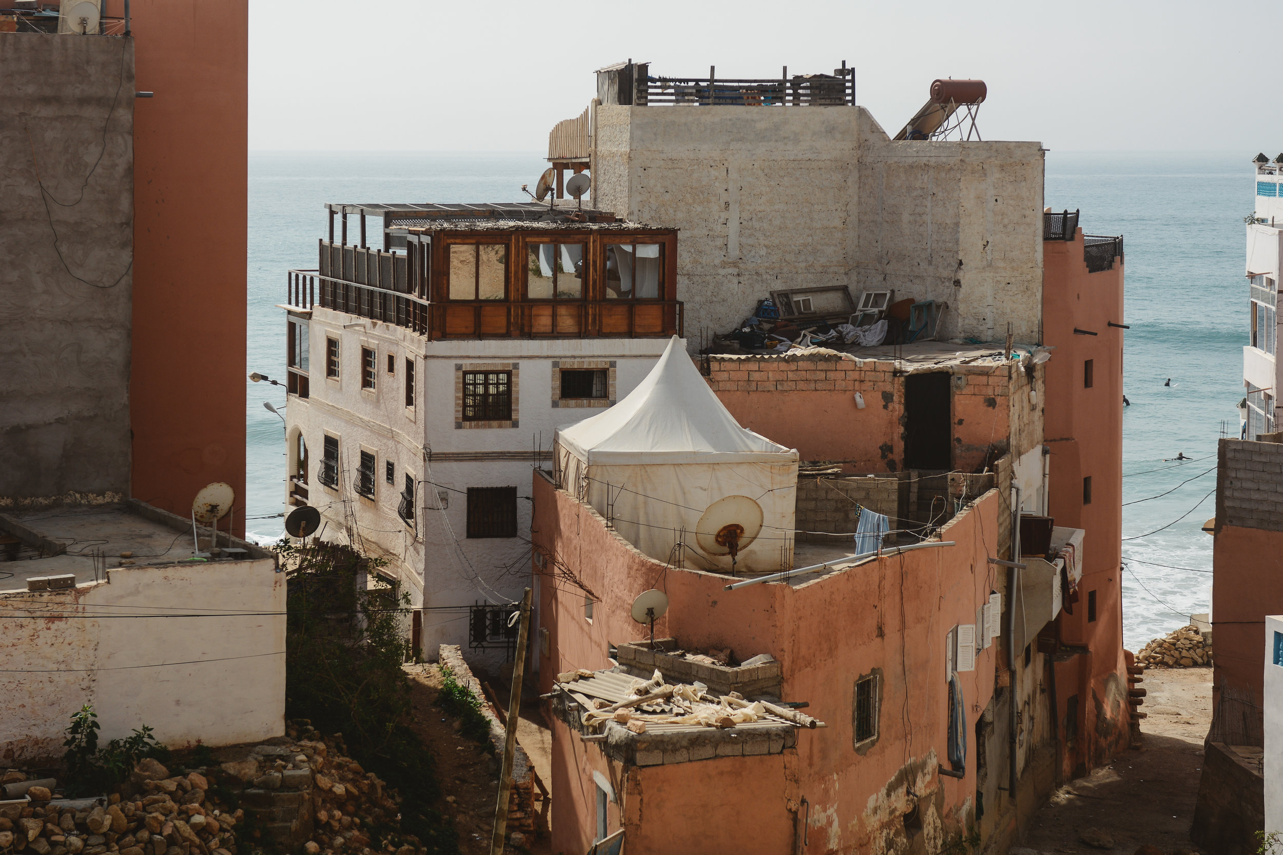 Taghazout, Morocco. 2017