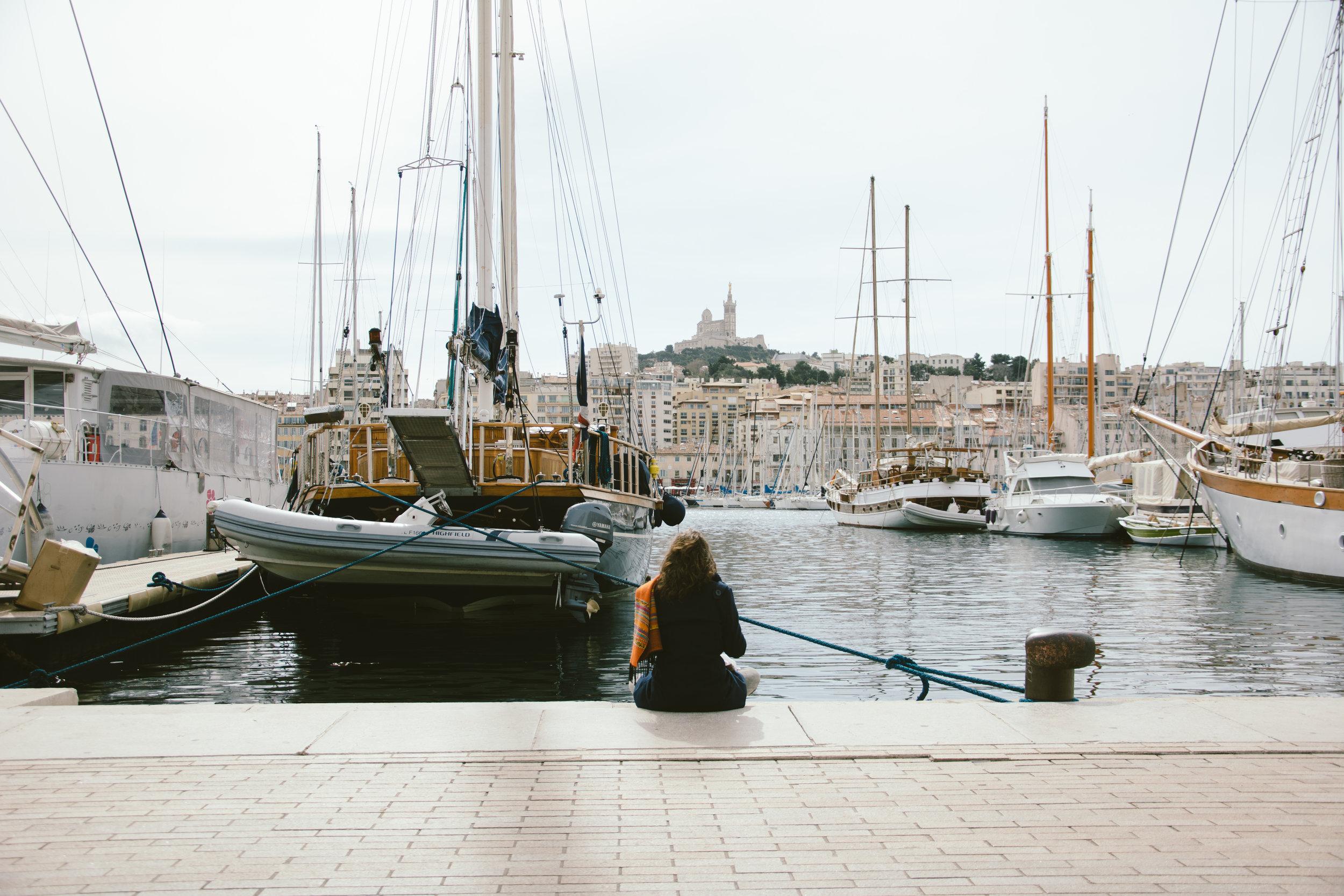 Marseille, France. 2017