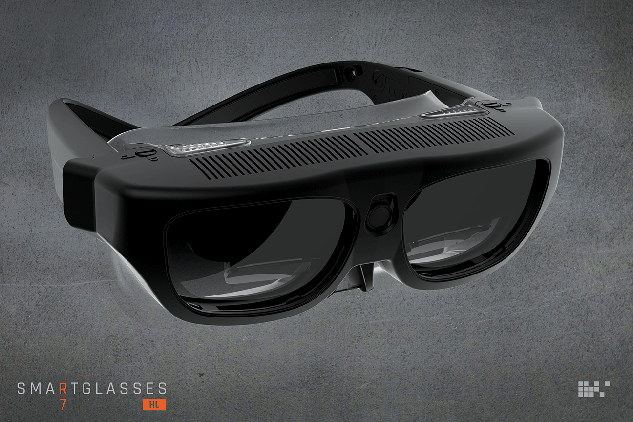 Smartglasses Branding