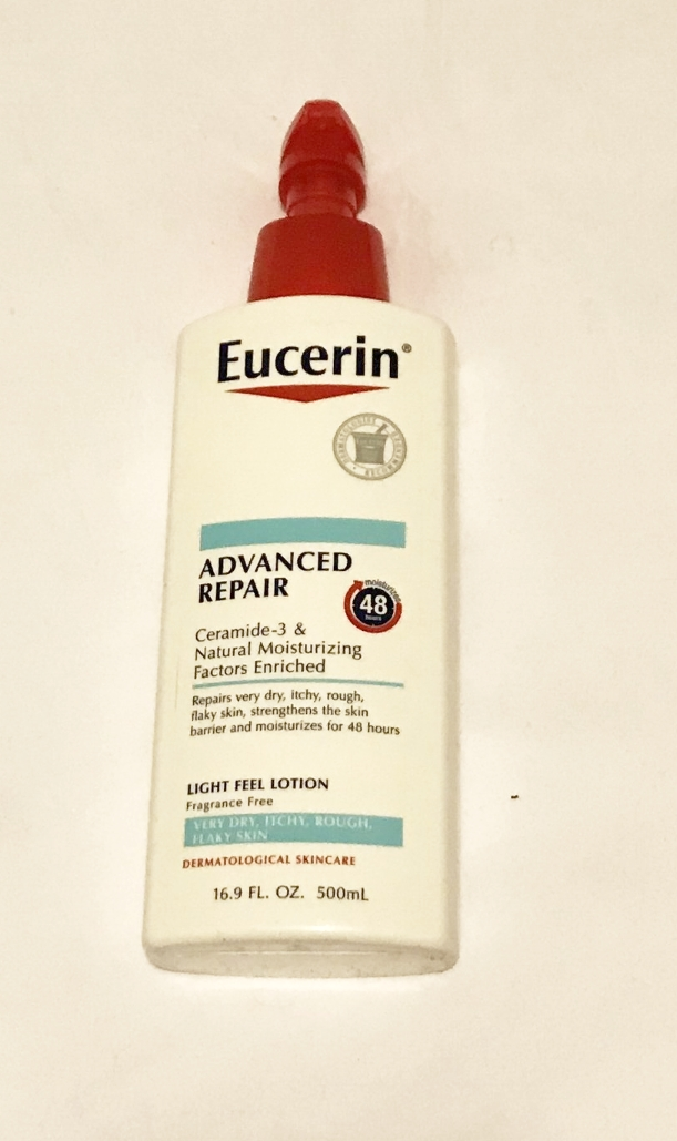 Eucerin Advanced Repair Body Lotion