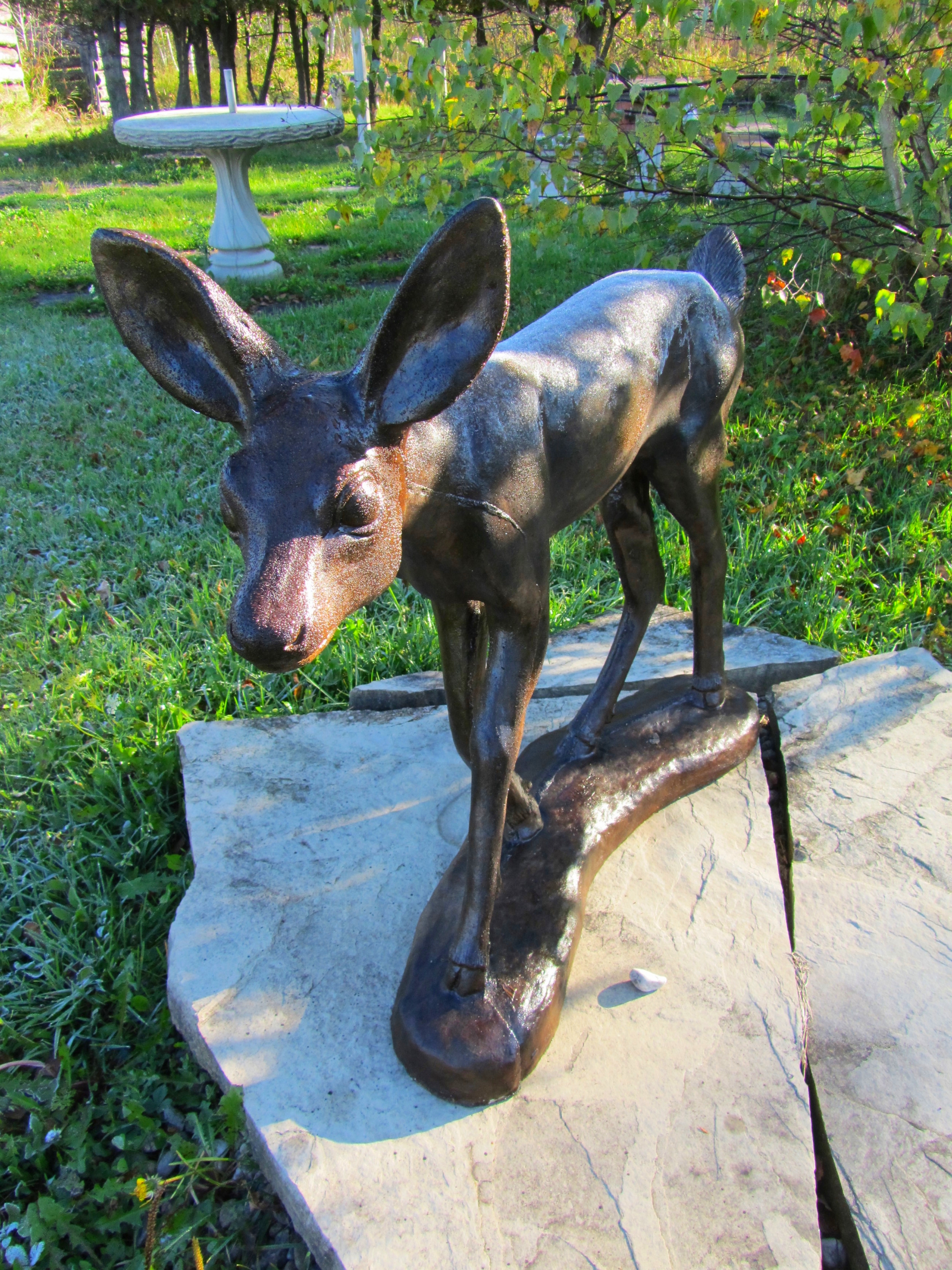 Standing Fawn $130