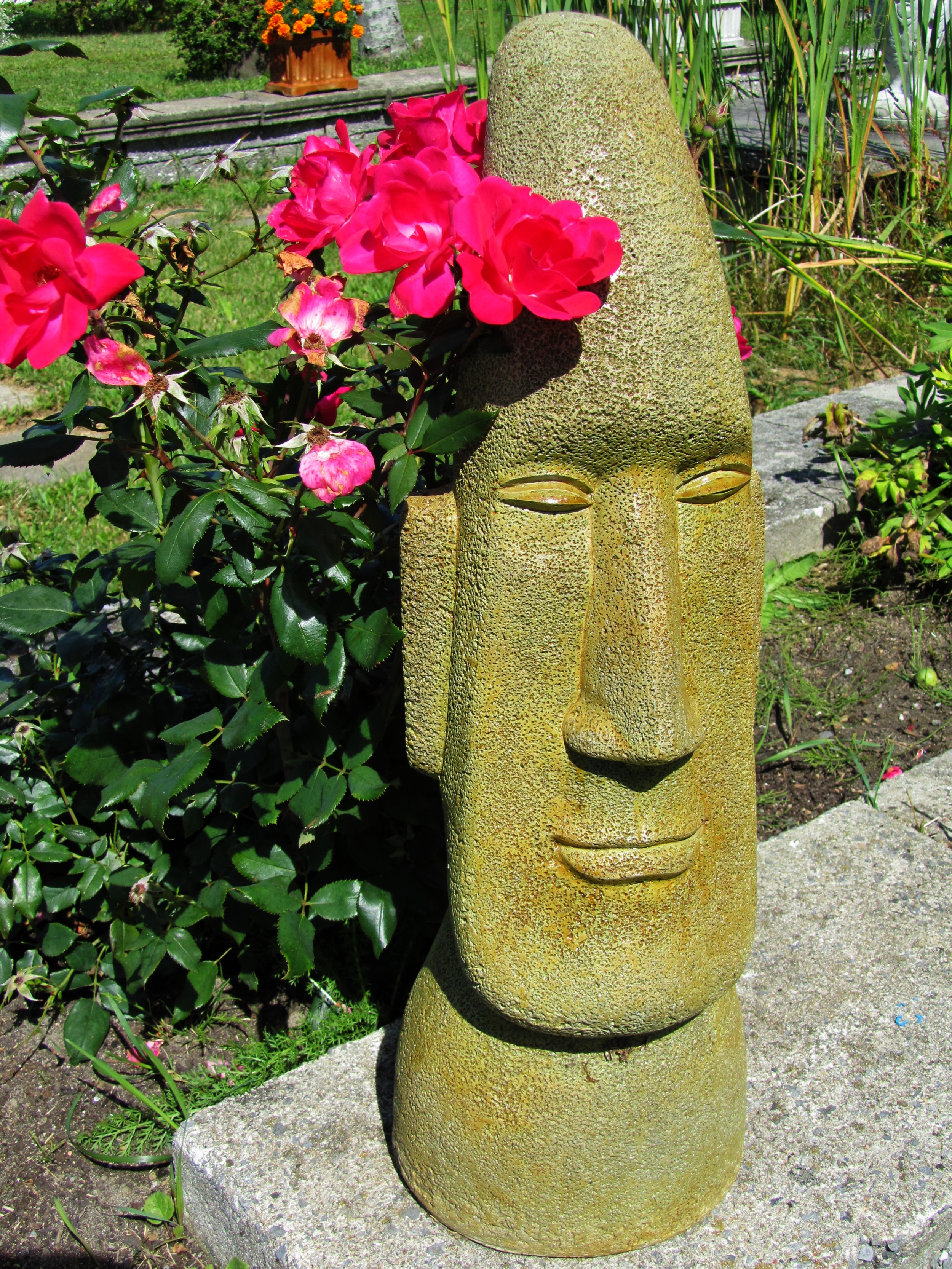 Easter Island Small $75