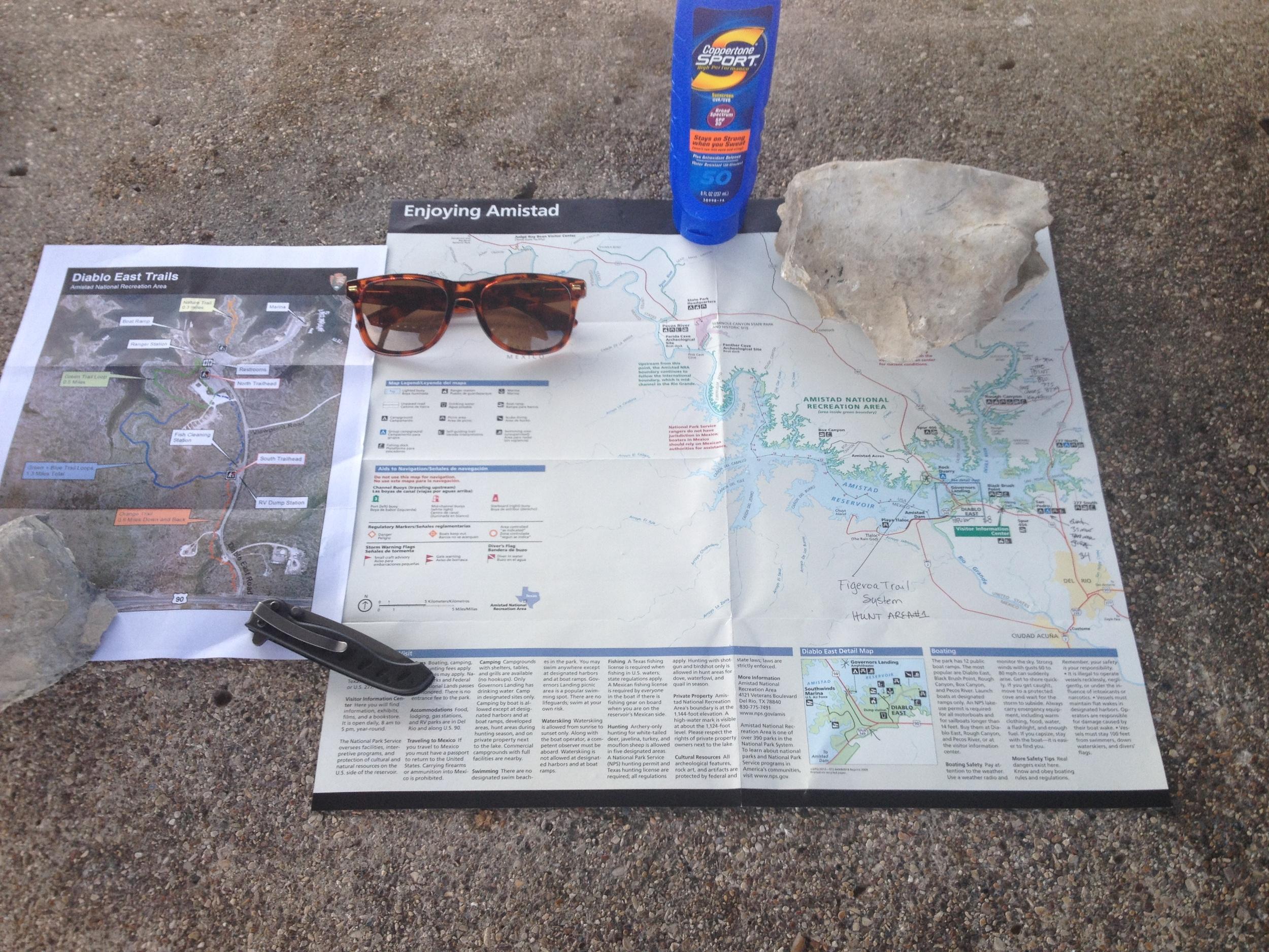 adventure planning!