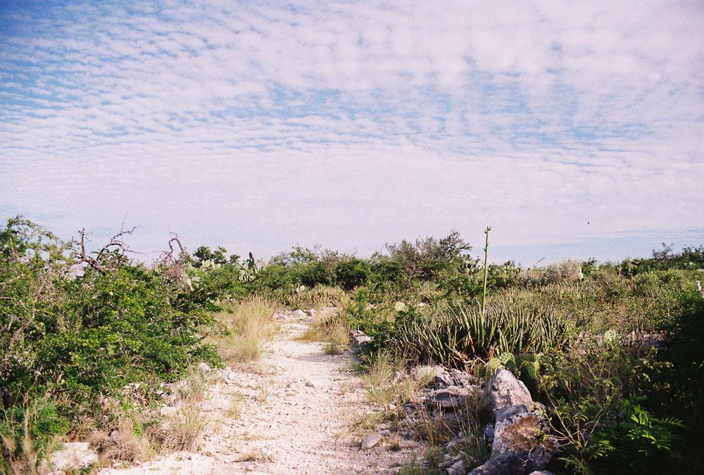 East Diablo trail