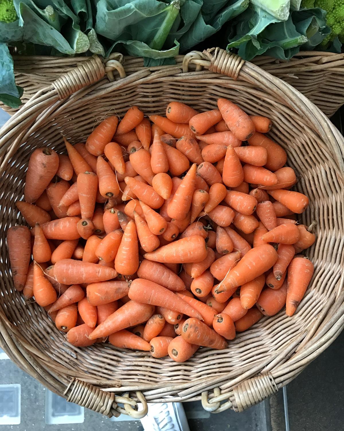 Wee little carrots