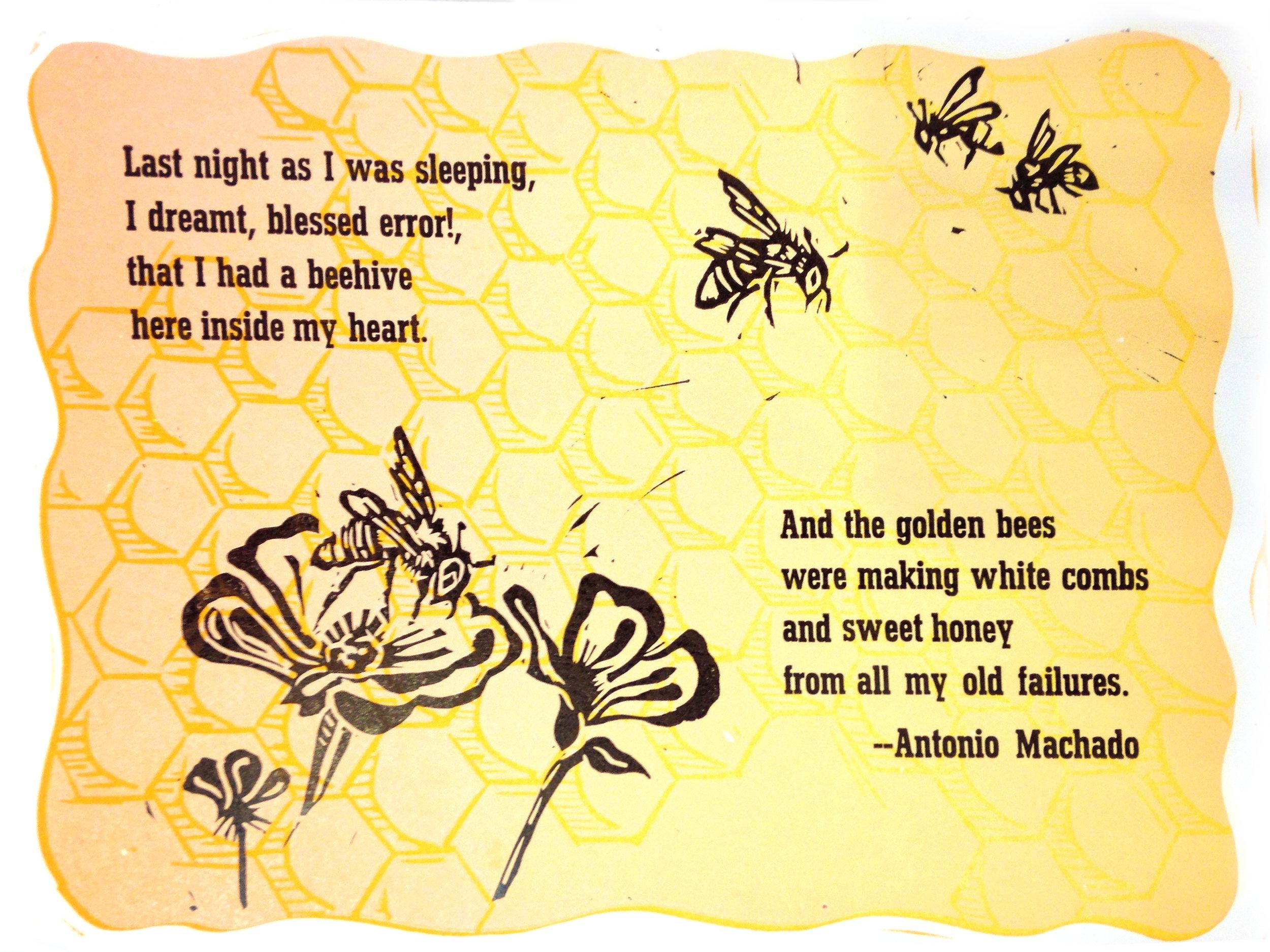 Machado Poem