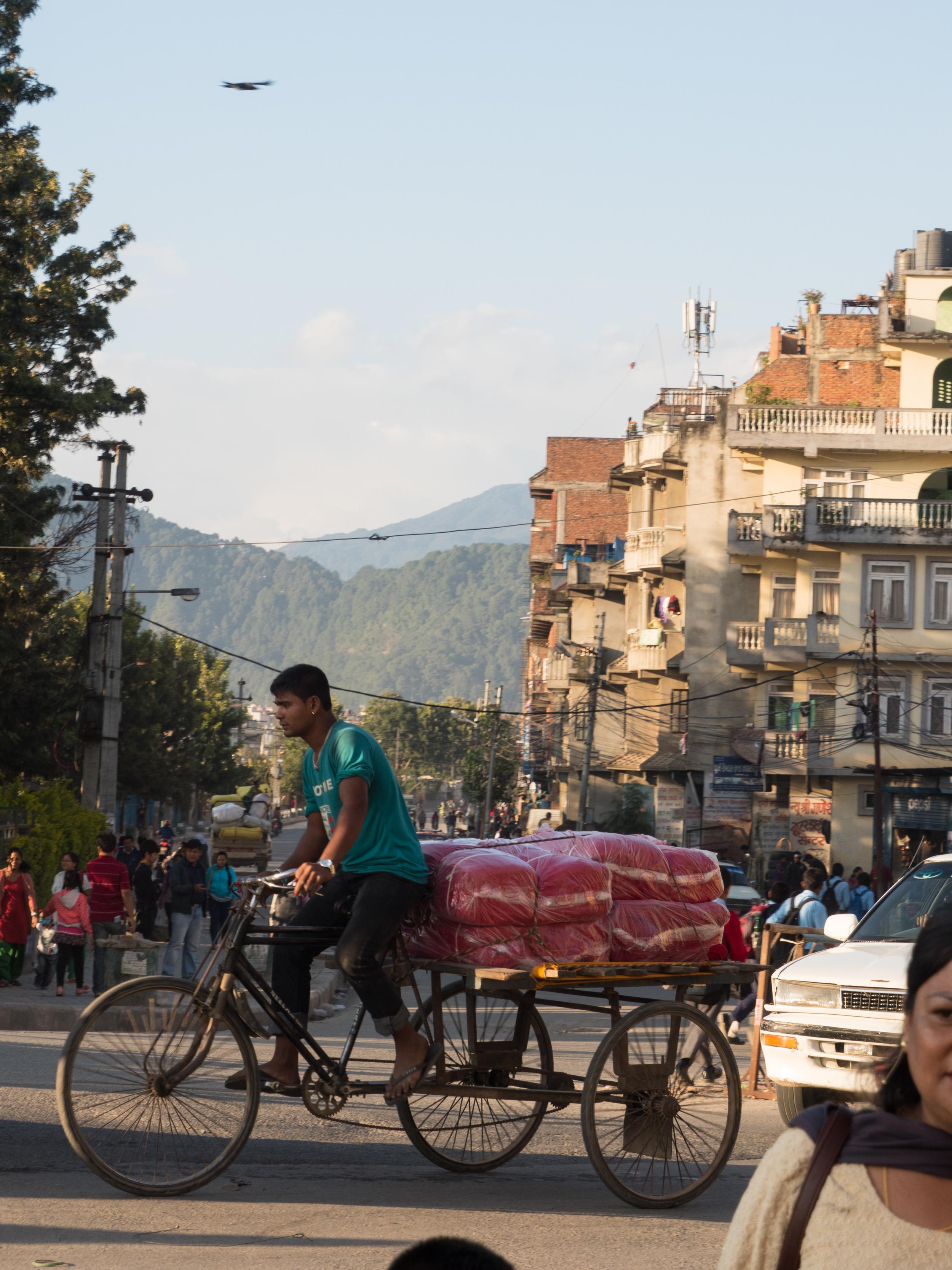 Kathmandu, 2015