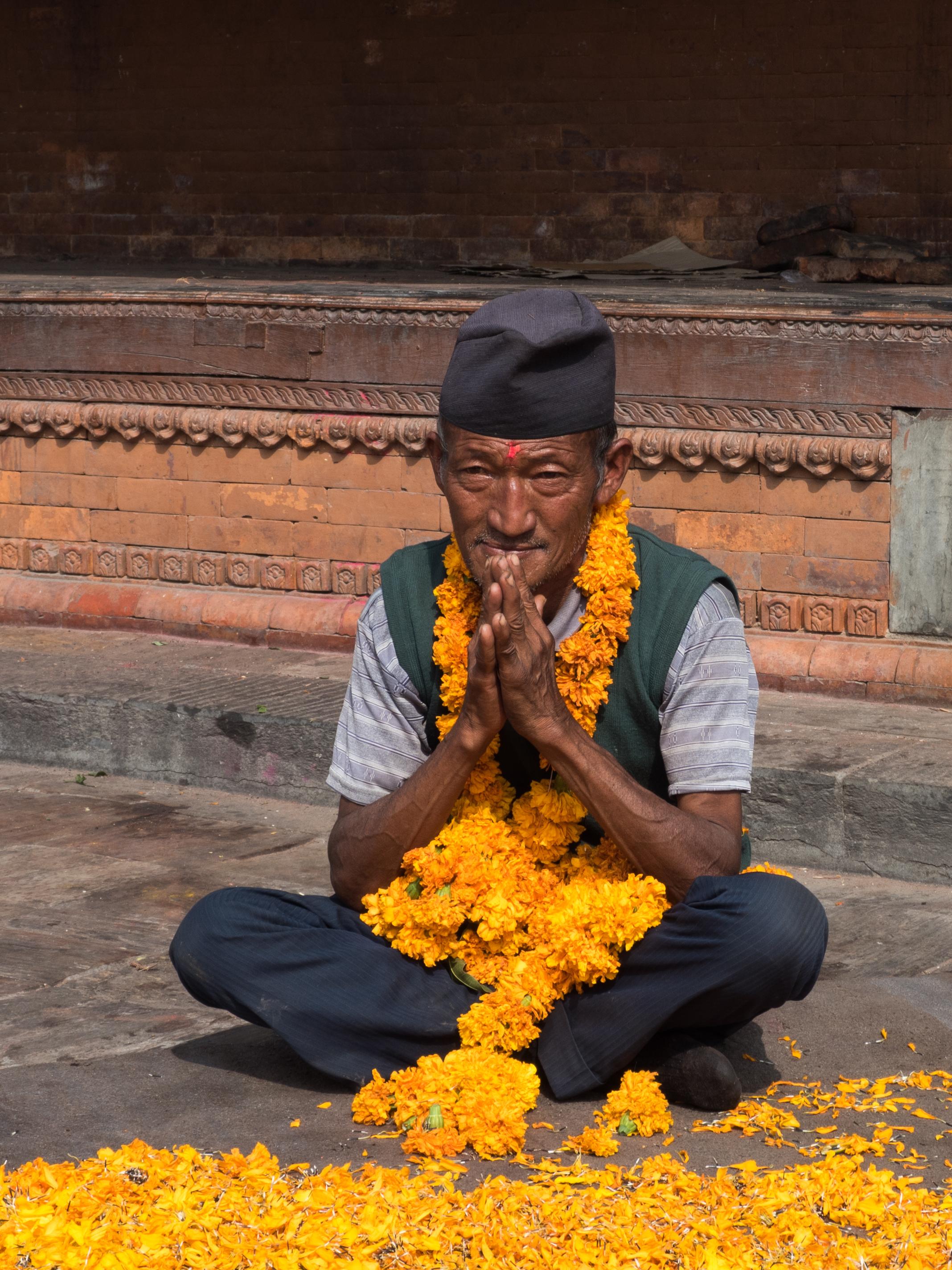 Marigold Man, 2015