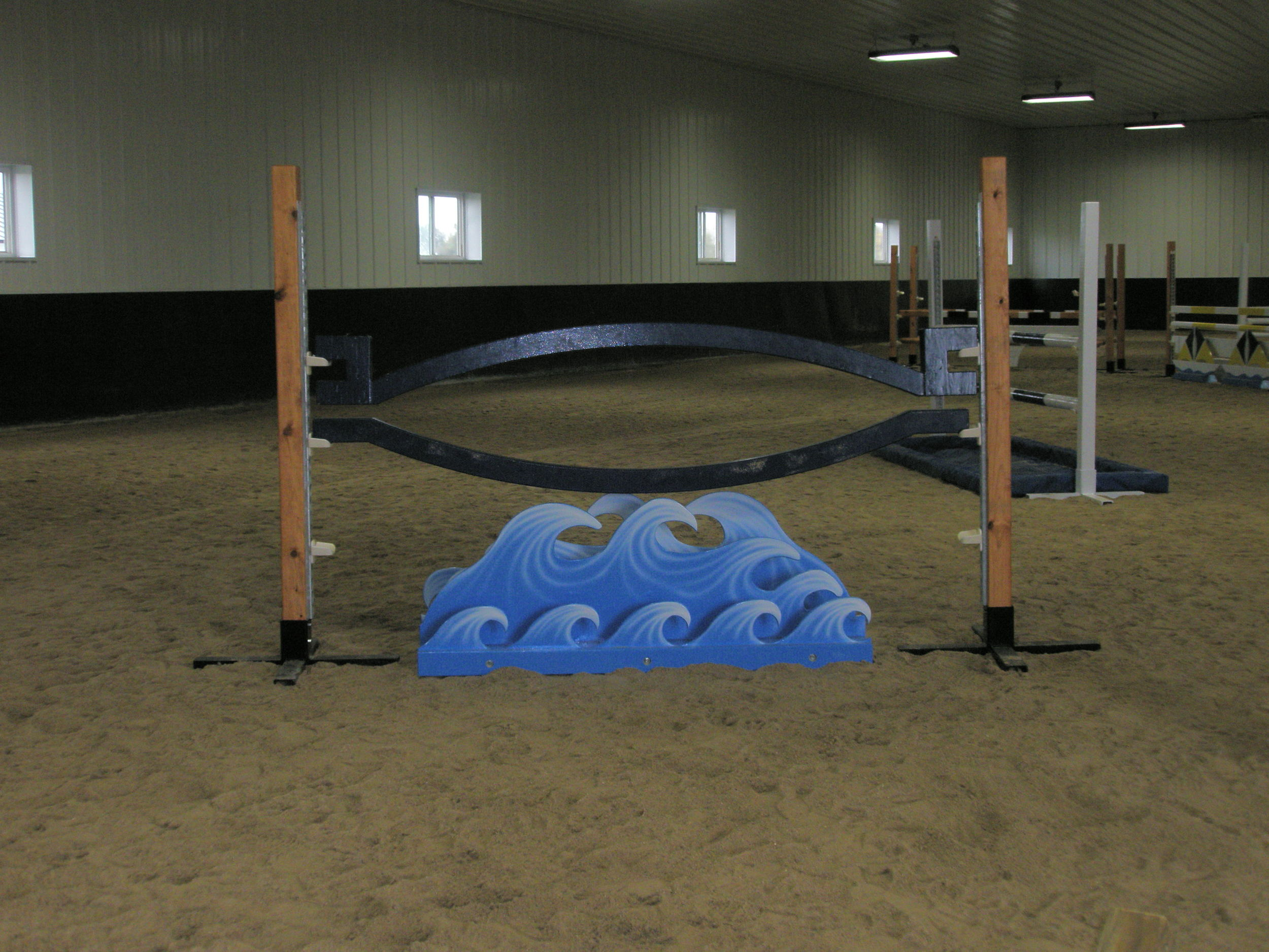 Fillers Gates Planks Brody Robertson Show Jumps