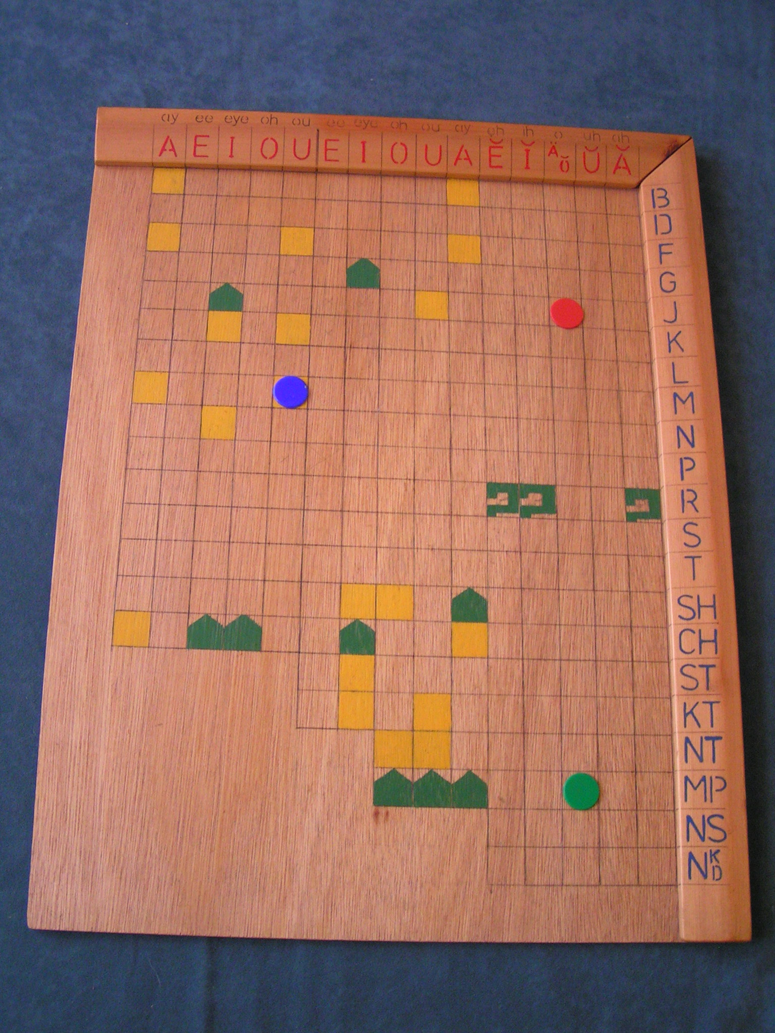 The Rhyme Board