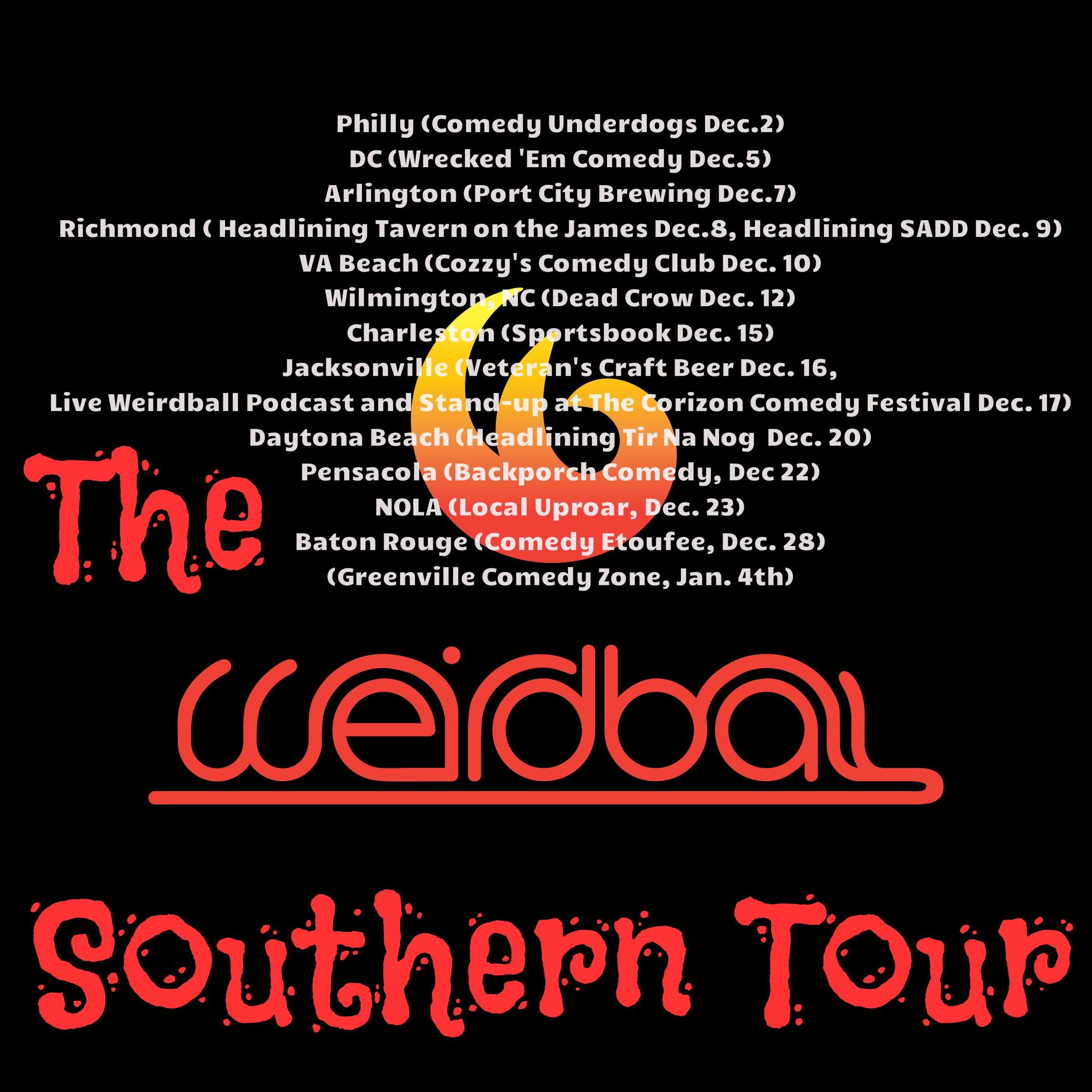 Final SouthernTour poster WB.jpg