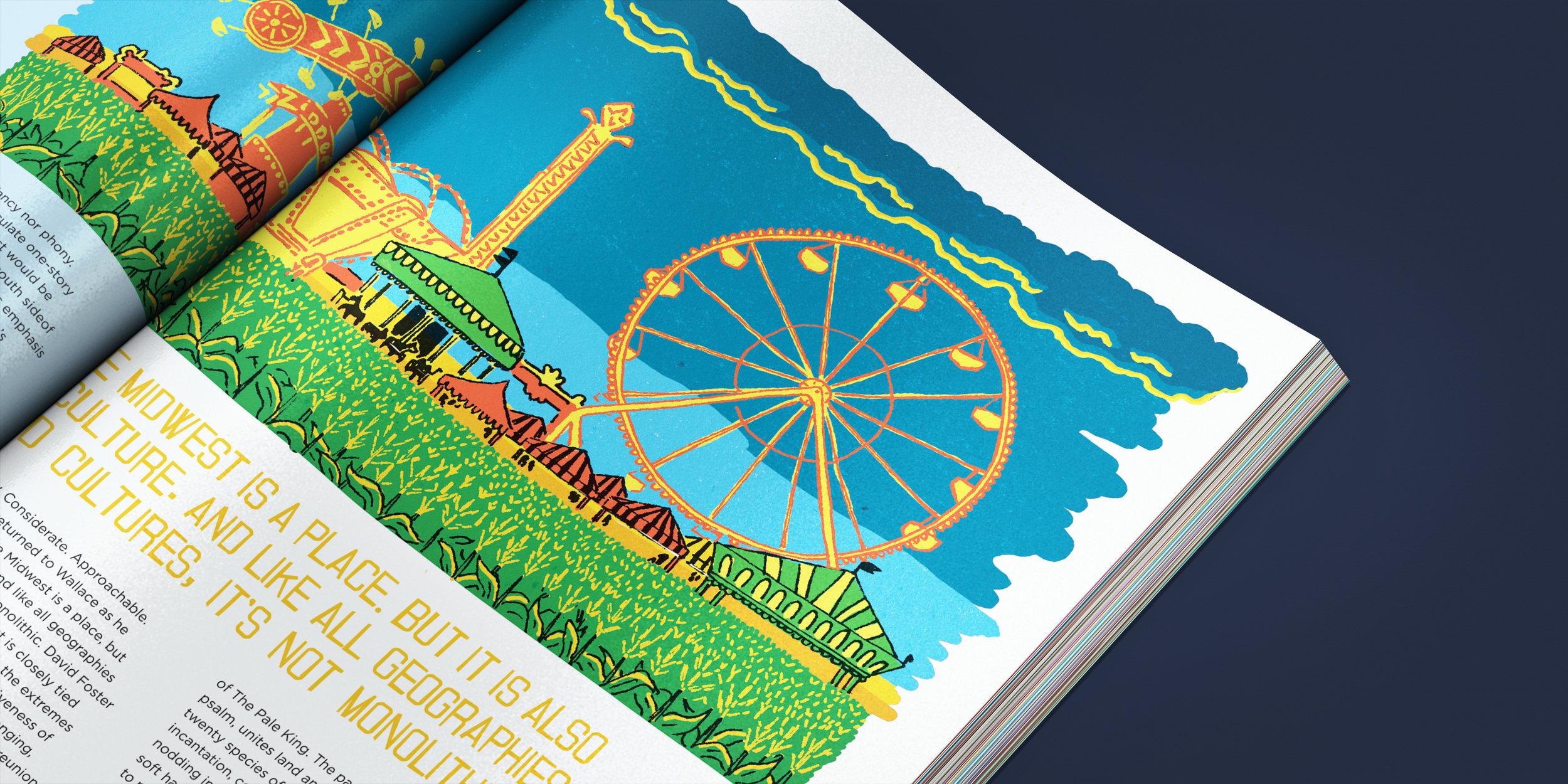 Editorial Design    MIAD Bridge Magazine