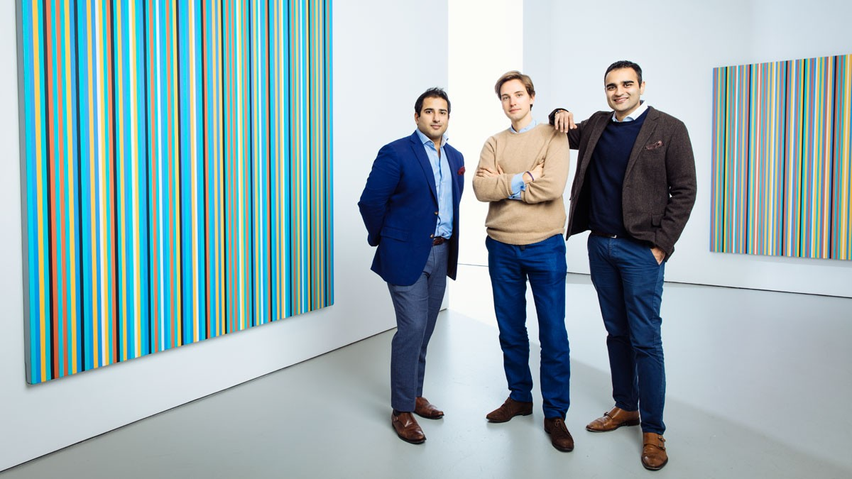 Paddle8 Founders