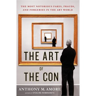 $22.49 CAD  The Art of The Con by Anthony M. Amore