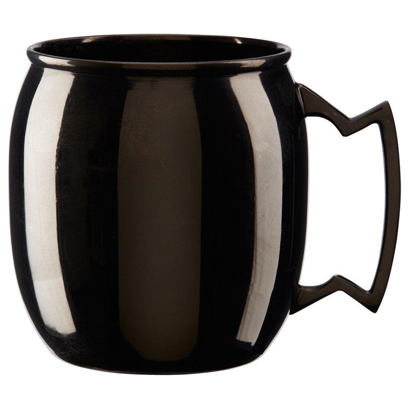 $8  Gunmetal Mule Mug - Large