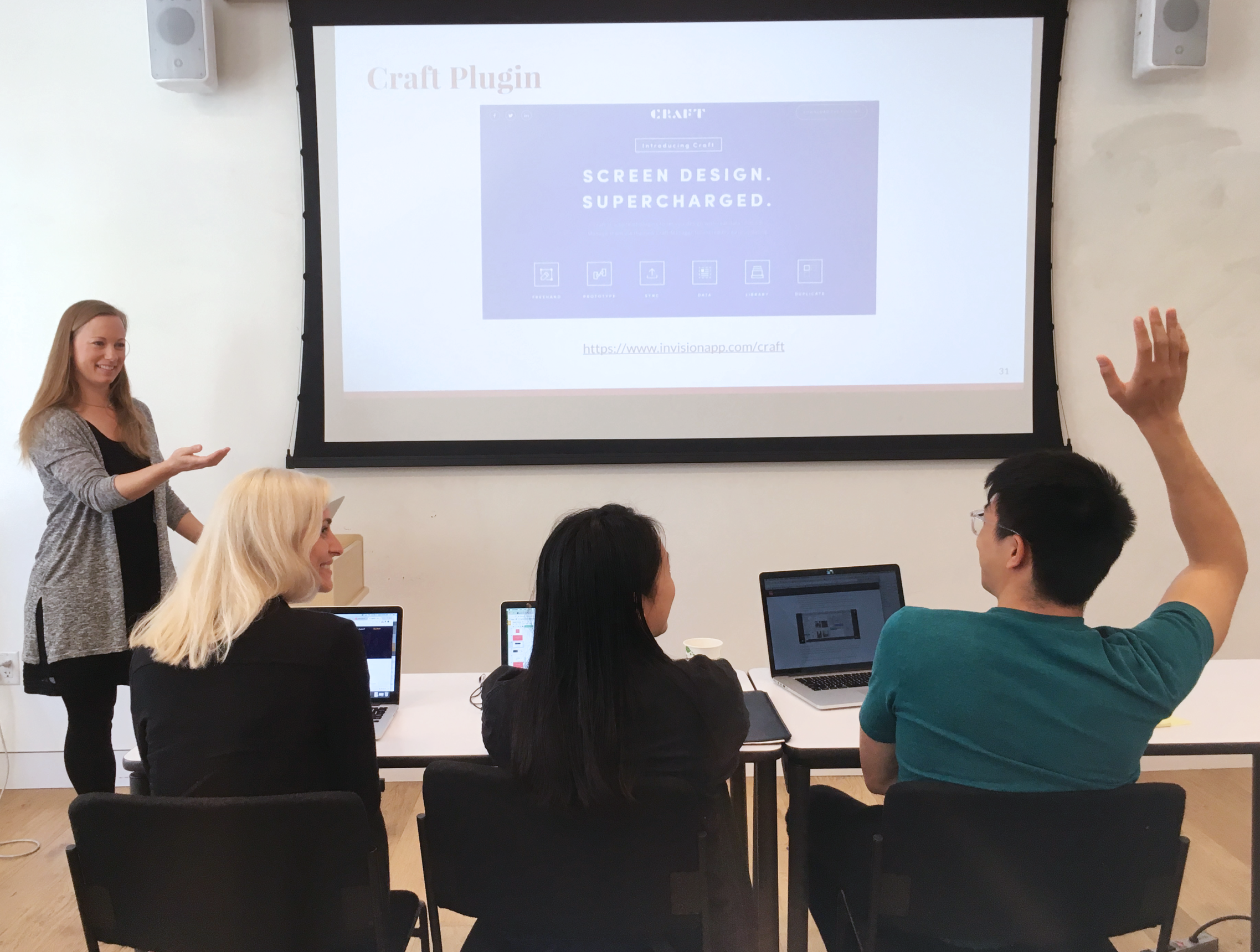 Teaching UX Tools and Best Practices