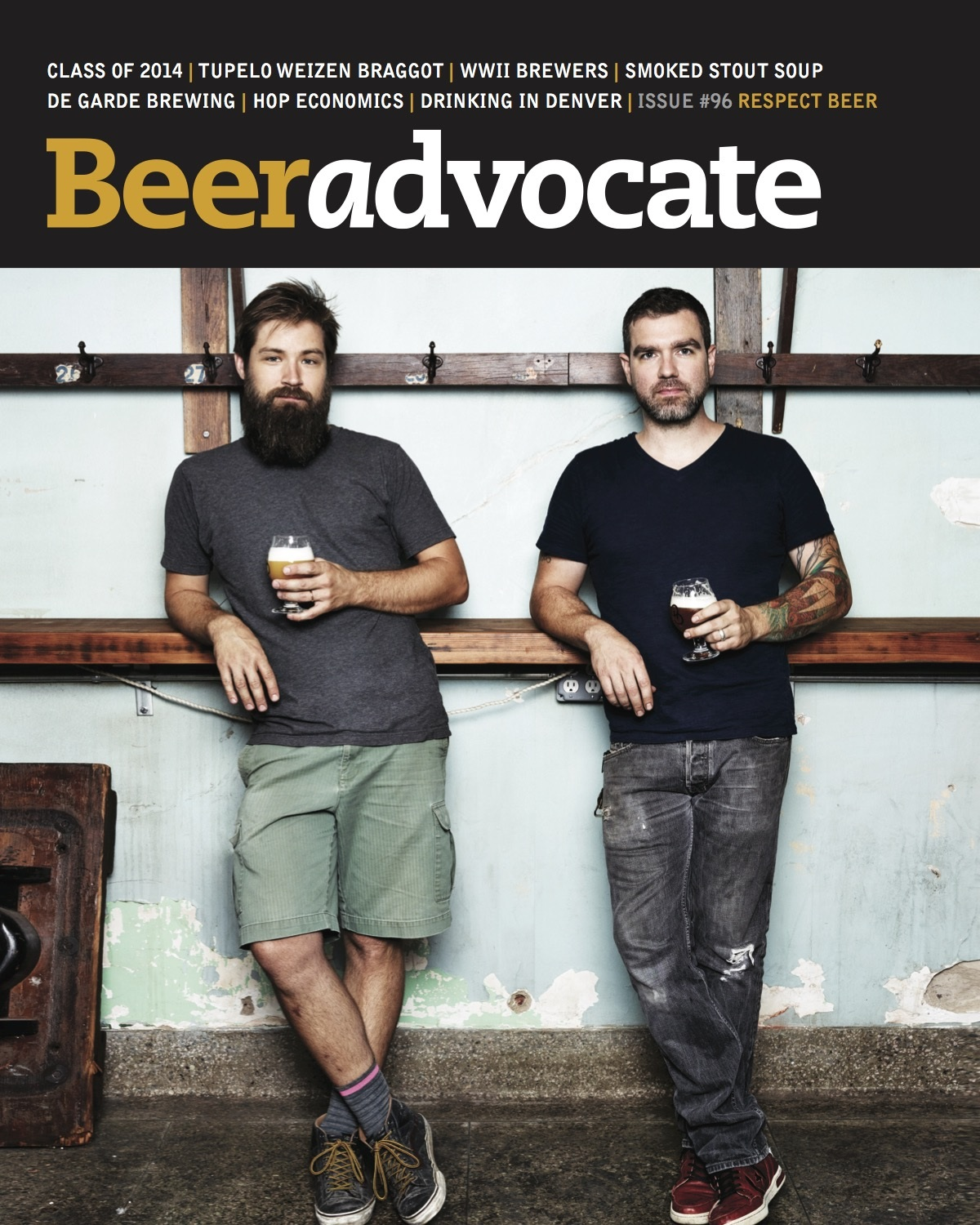 Beer Advocate #97 - Other Half Brewing
