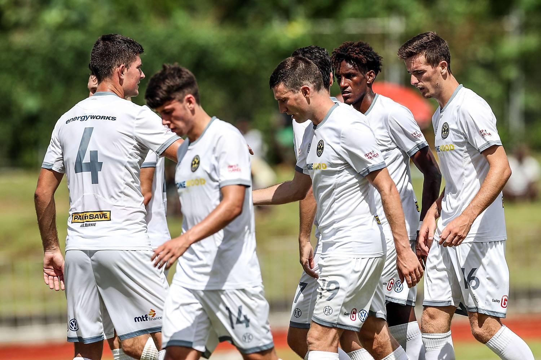 OFC Champions League 2019, Group C, Team Wellington vs Ba FC