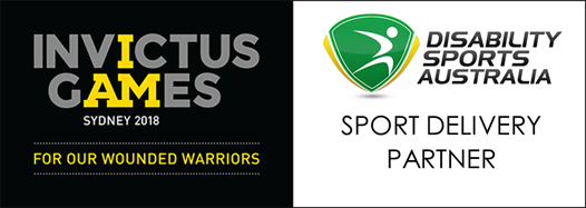 Disability Sports Australia is proud to be a Sport Delivery Partner for the Invictus Games Sydney 2018 and help to change the lives of our wounded, injured and ill veterans and serving defence personnel through sport.