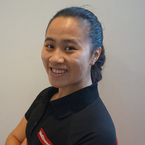 Jennifer Chen   Jennifer is an Accredited Exercise Physiologist who has a keen interest in exercise for older adults as she believes exercise plays an important role in maintaining mobility and functionality throughout our lives.