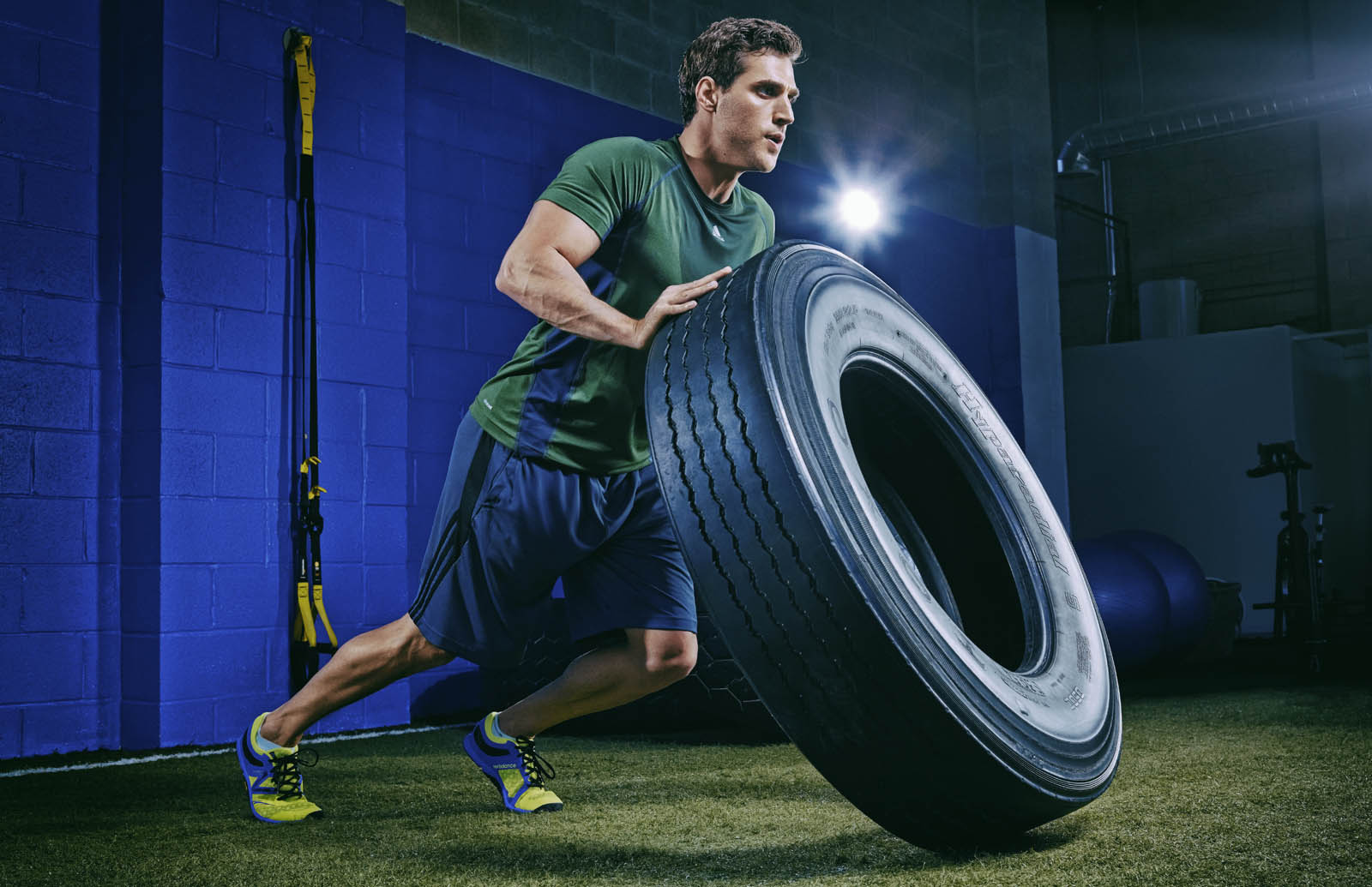 Training and Crossfit Photography