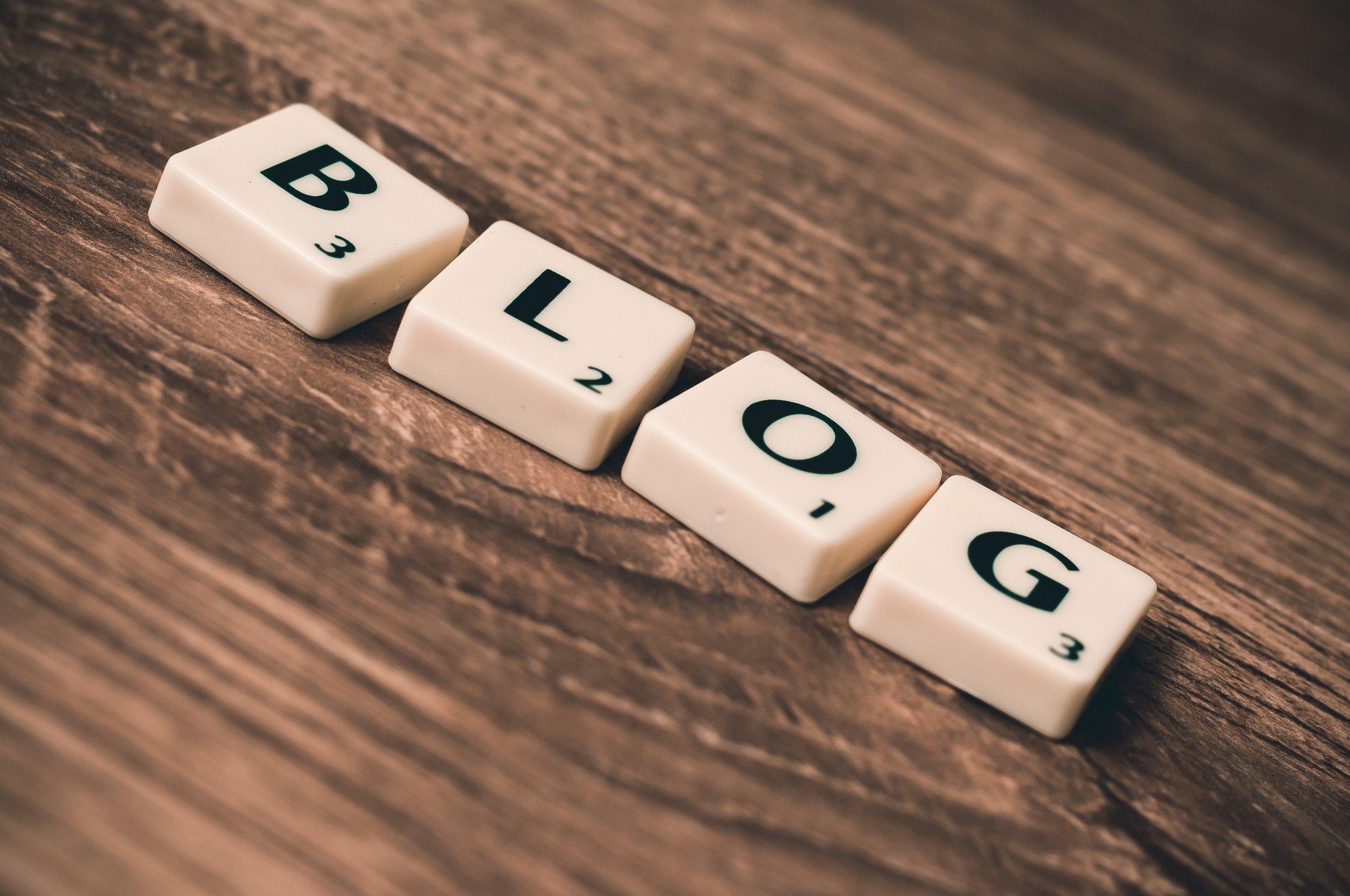 blogging-newsletters
