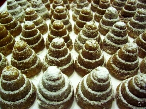 European pastries