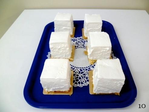 Šampita (marshmallow meringue)