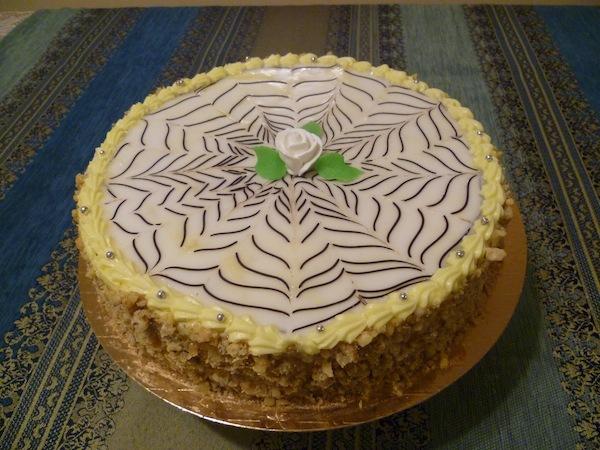 Gâteau classique 01