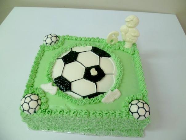 Gâteau d'anniversaire carré 10