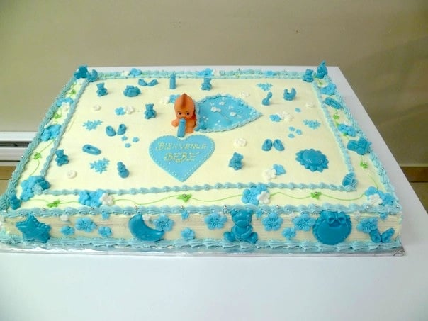 Baby and Wedding shower 006