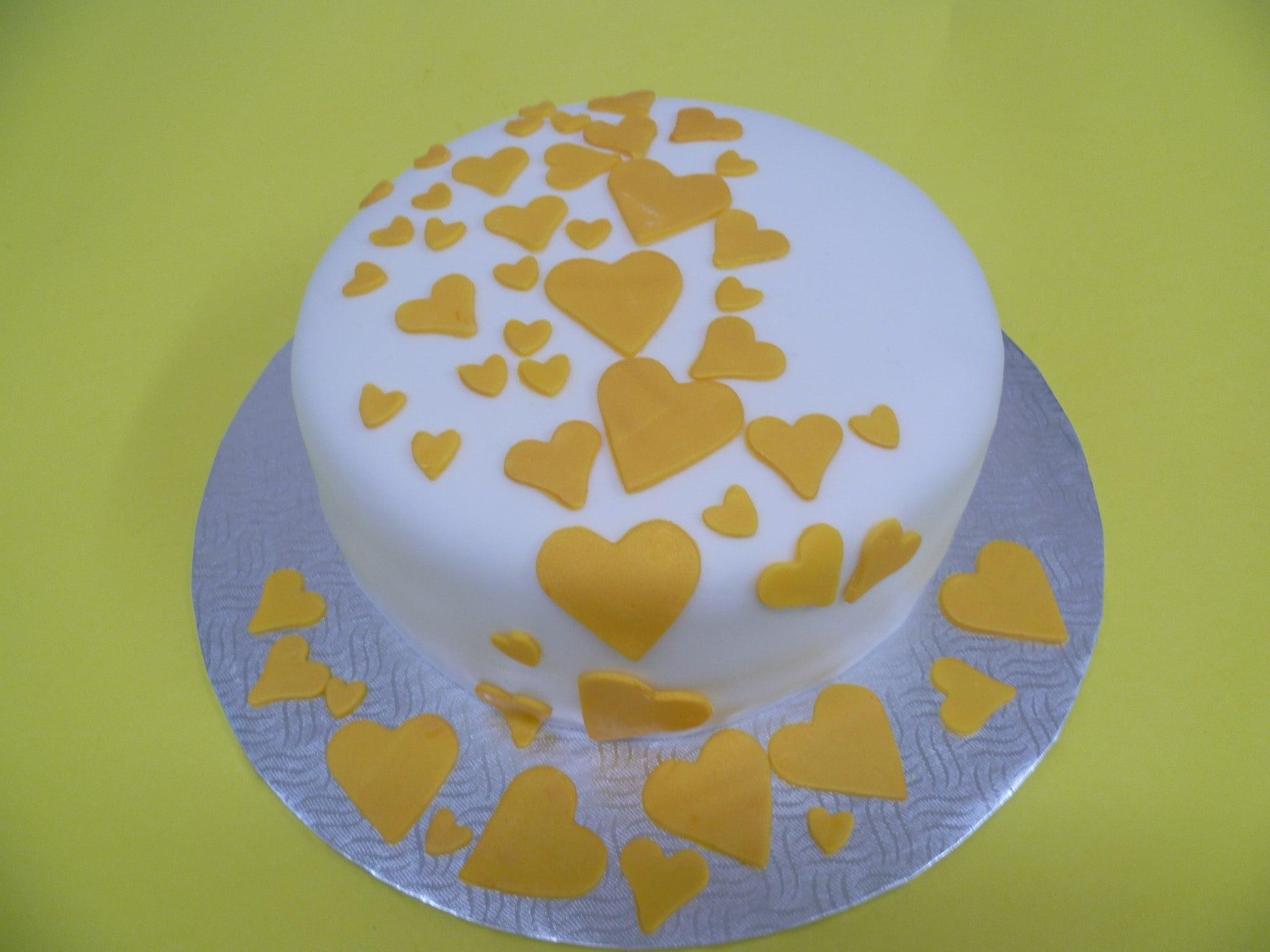 Gâteaux d'anniversaire de mariage LaSalle Pâtisserie Gordana — Pâtisserie Gordana