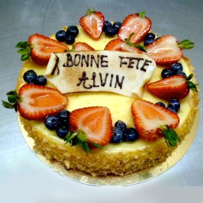 Gâteau aux fruits 02