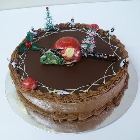 Gâteau de Nöel 3