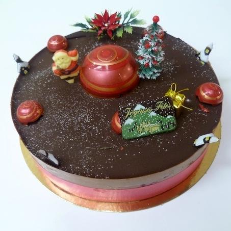 Gâteau de Noël 2