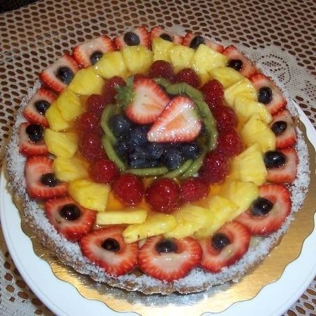 Gâteau aux fruits 05