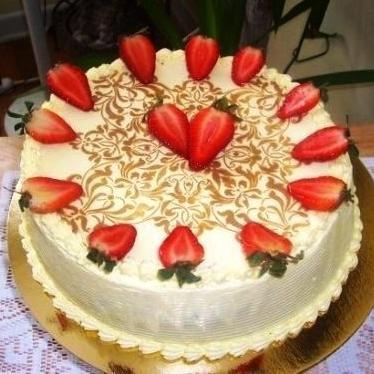 Gâteau classique 26
