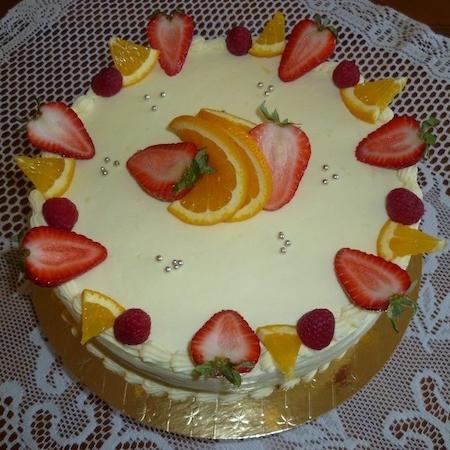 Gâteau classique 27
