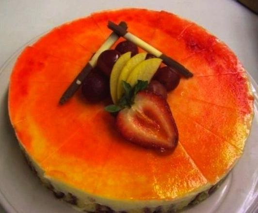 Gâteau aux fruits 01