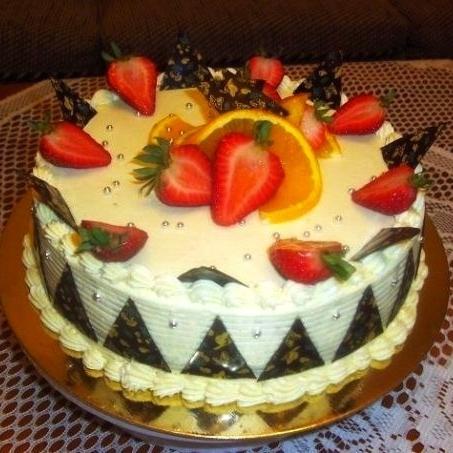 Gâteau classique 029