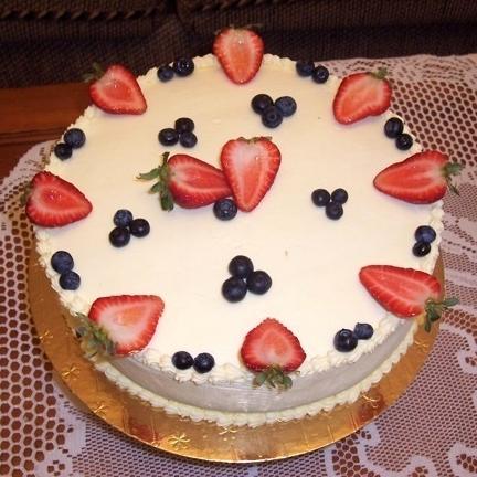 Gâteau classique 028
