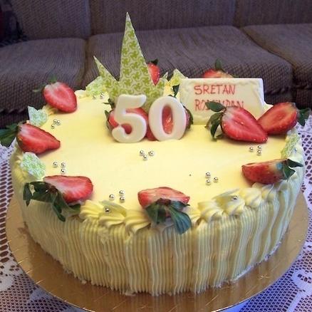 Gâteau classique 24