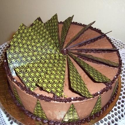 Gâteau classique 03