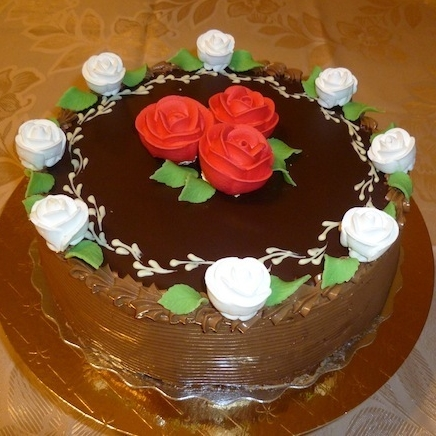 Gâteau classique 04