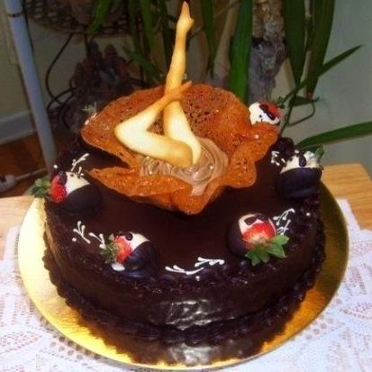 Gâteau classique 05