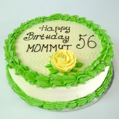 Gâteau classique 07