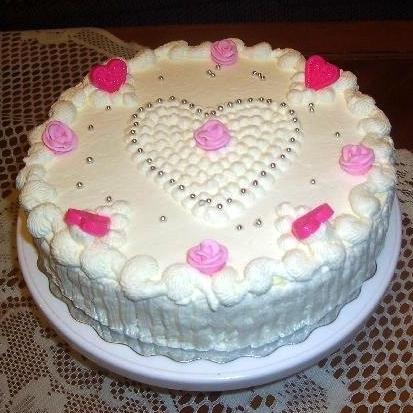 Gâteau classique 08