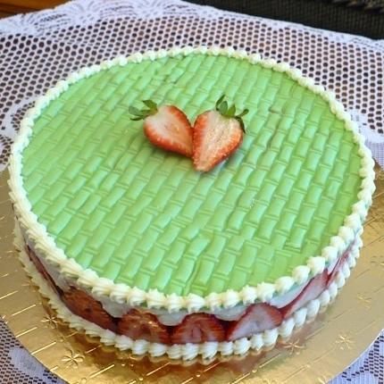 Gâteau classique 09